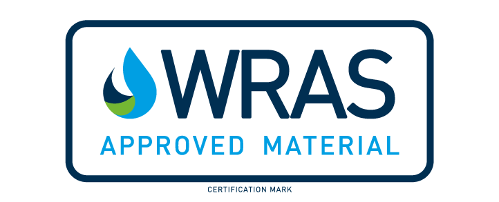 WRAS Approved Material Logo