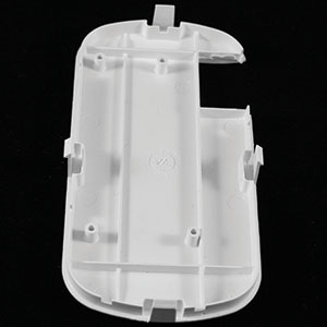 Image of ABS shower body with high gloss and flame retardant properties