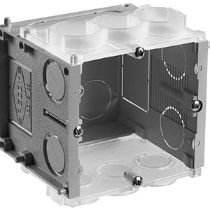 Image showing PVC injection moulded material for building products, electrical and electronic equipment